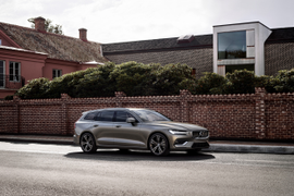 Volvo Adds V60 Wagon to Subscription Service