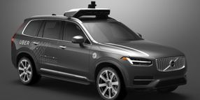 Volvo to Supply Autonomous Vehicles to Uber