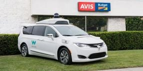 Avis Budget Partners With Waymo's Self-Driving Program
