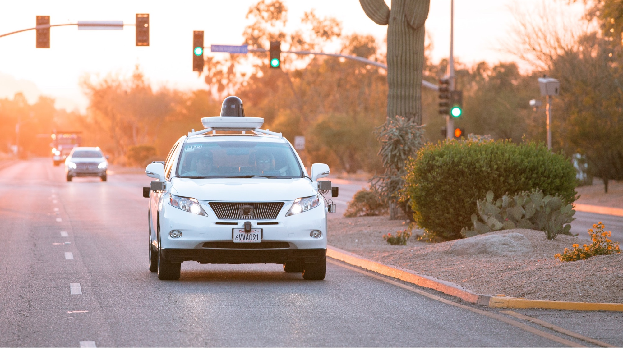 Malfunction Fears May Haunt Self-Driving Cars