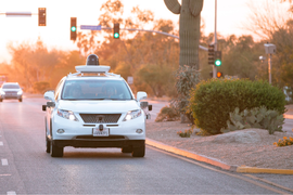 Calif. Hearing to Address Driverless Cars