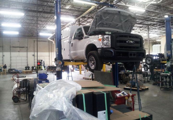 Westport Consolidates Ford Bi-fuel Upfitting