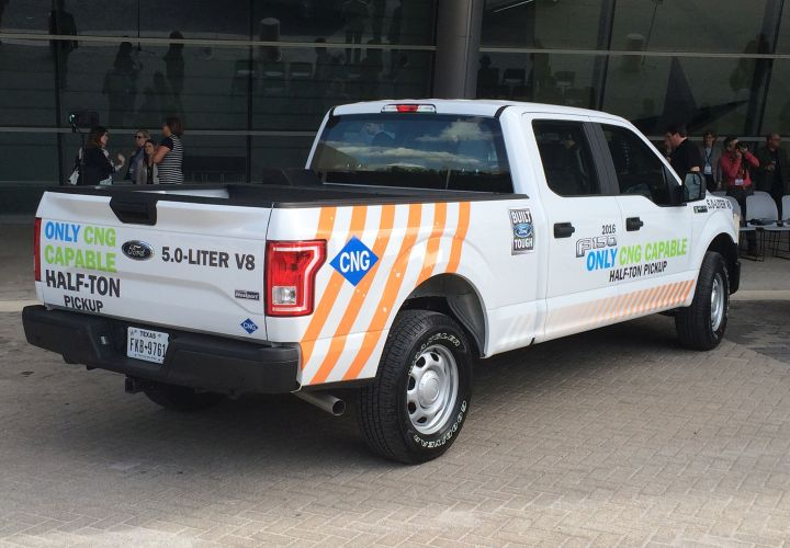Westport to Offer WiNG-Equipped 2016 F-150