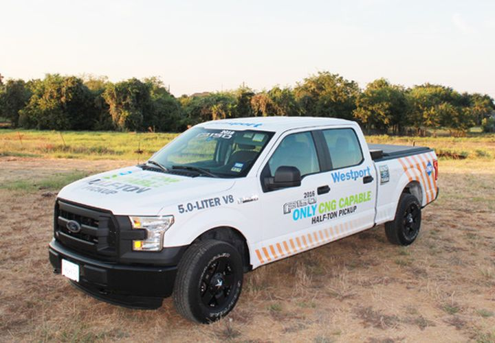 Westport's Propane Autogas F-150 to Use CleanFuel Injection