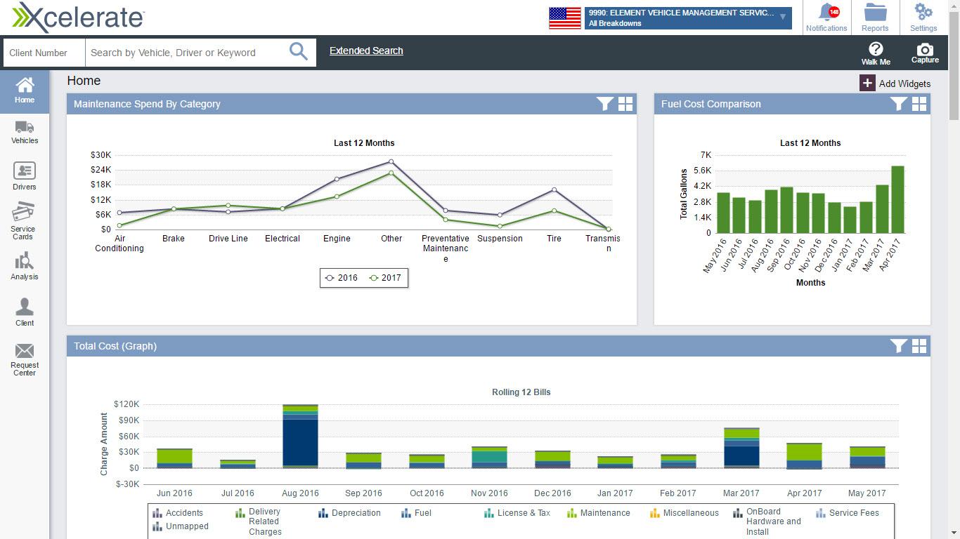 Element Releases Xcelerate Fleet Management Platform