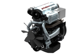 Achates Opposed-Piston Engine Targets 37 MPG for Pickups