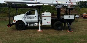Propane Autogas Bucket Truck Debuts in Asplundh's Fleet