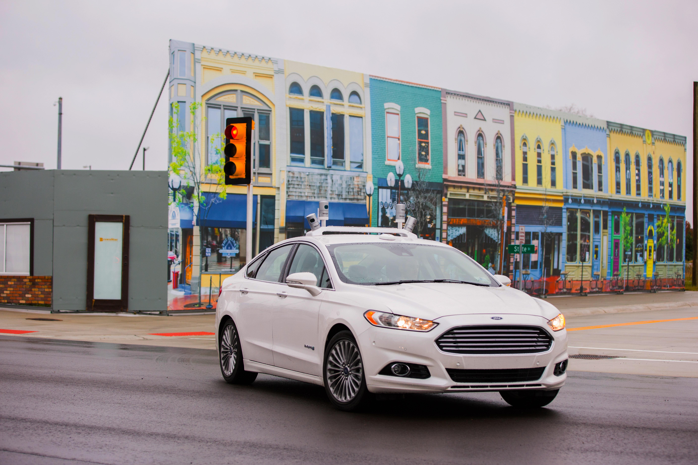 Ford, Google Form Autonomous Vehicle Advocacy Group