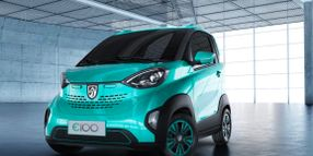 GM to Meet Mandated Green Vehicle Sales Targets in China