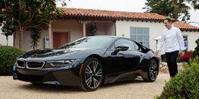 BMW Recalls i8 Hybrids for Fire Risk