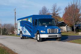 Daimler Recalls CNG Freightliner M2 Trucks