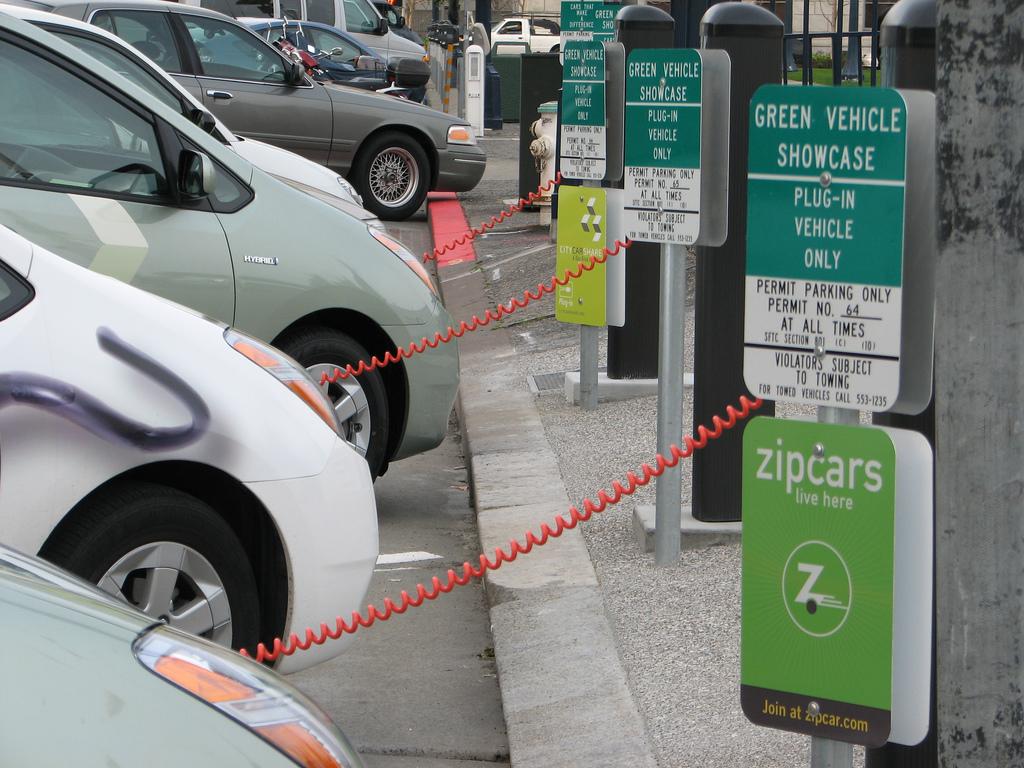 California Leads U.S. in Adoption of EVs