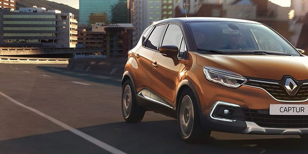 Renault will invest in the SUV segment in Brazil in 2018, which includes the Captur compact...
