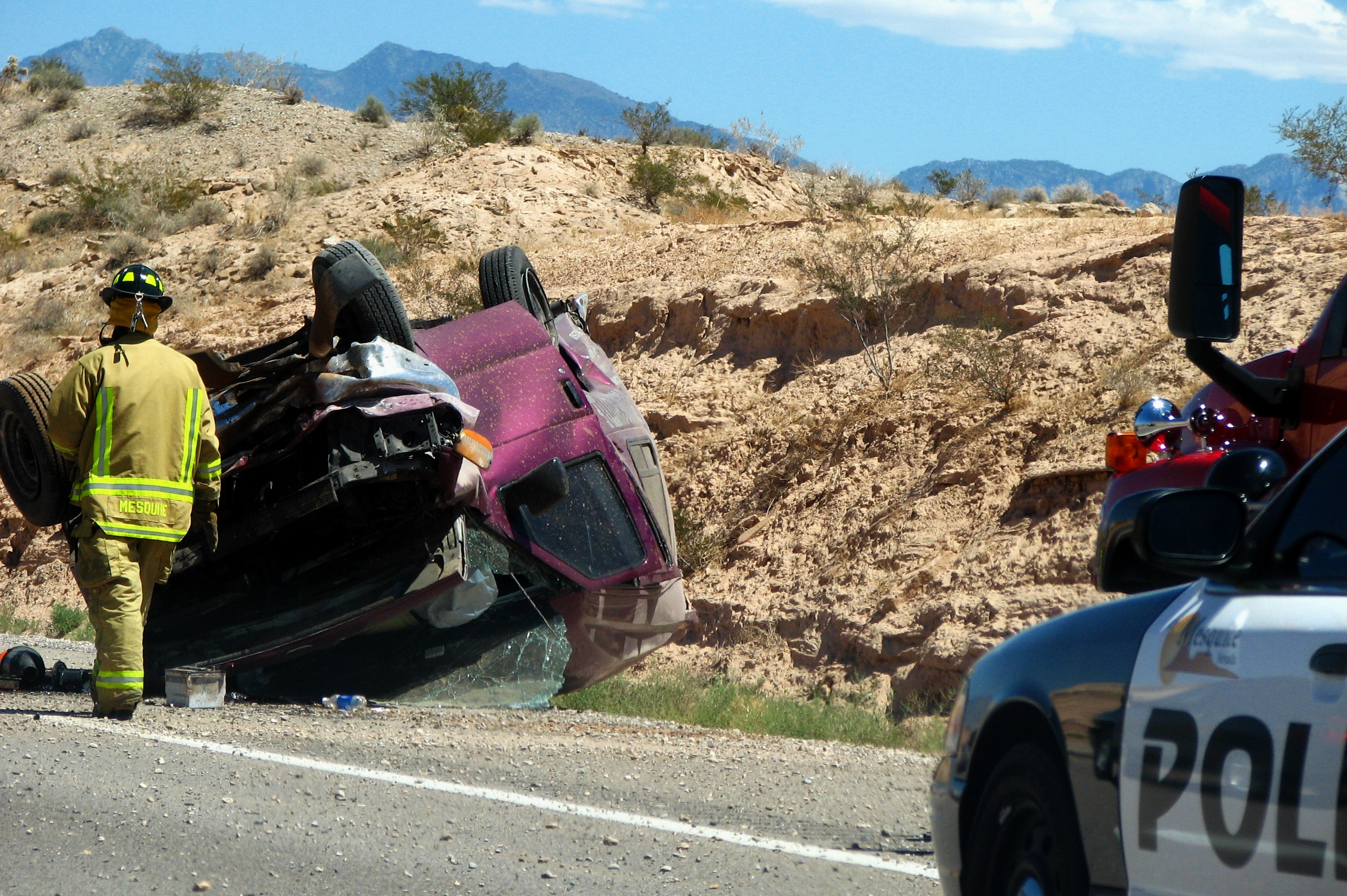 Crashes Account for 41% of Work-Related Accidental Deaths