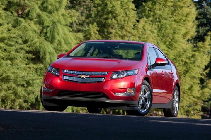 Fleet Drivers Not Recharging Chevrolet Volts