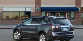 GM Issues Stop Sale on SUVs