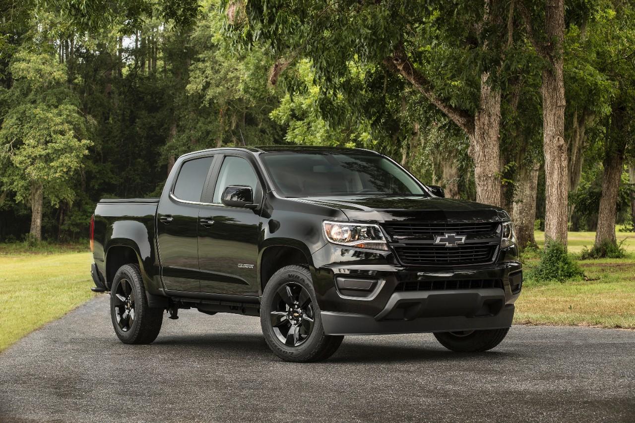 Chevrolet Colorado, GMC Canyon Pickups Recalled