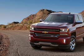 Silverado, Sierra Pickups Recalled for Air Bags
