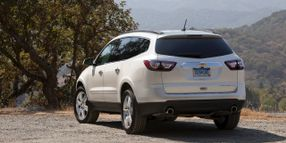 GM Recalls SUVs for Seat Frame Welding