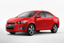 Chevrolet Sonic, Trax, and Spark Cars Recalled