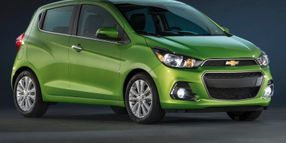Chevrolet Spark Recall Tied to Air Bags