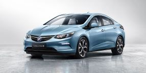 Buick Unveils Velite 5 PHEV in China