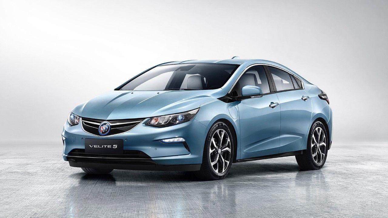Buick Unveils Velite 5 PHEV in China