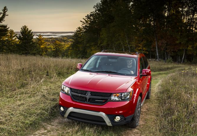 2018 Dodge Journey Adds Standard Third Row