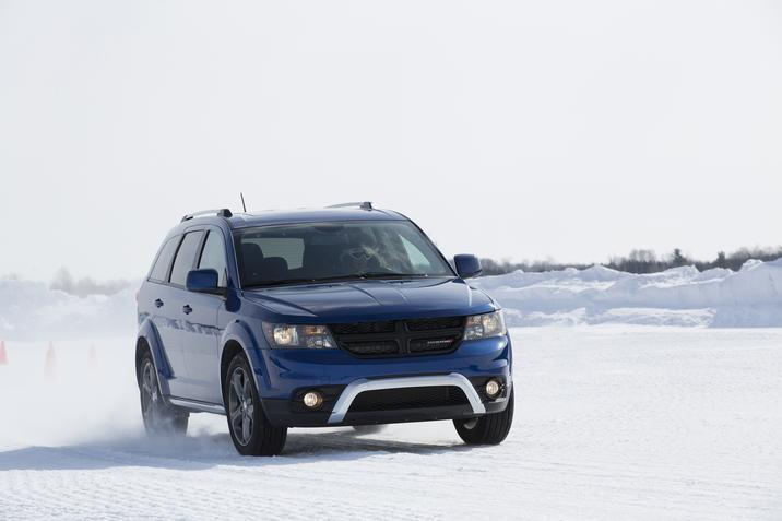 Dodge Journey Recalled for Power Steering