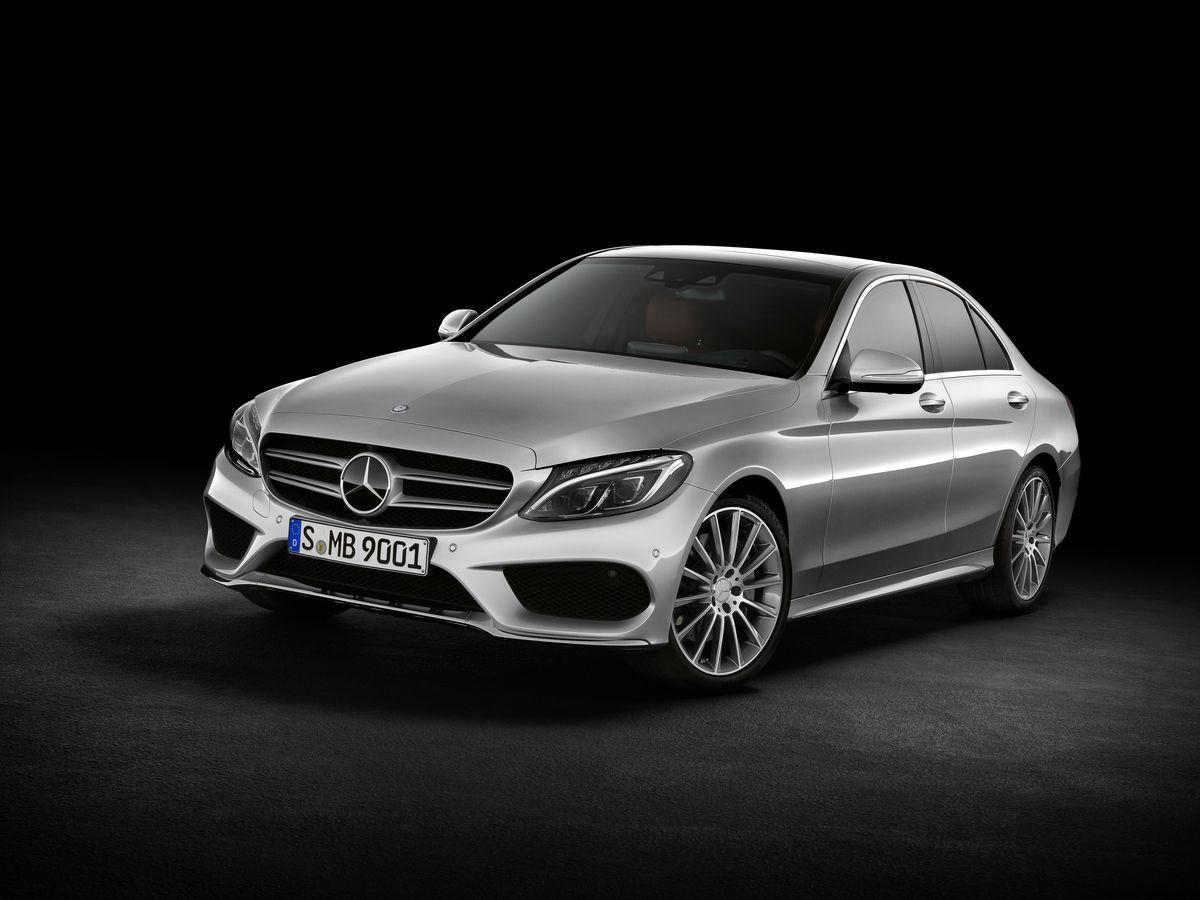 Mercedes-Benz Details All-New 2015 C-Class