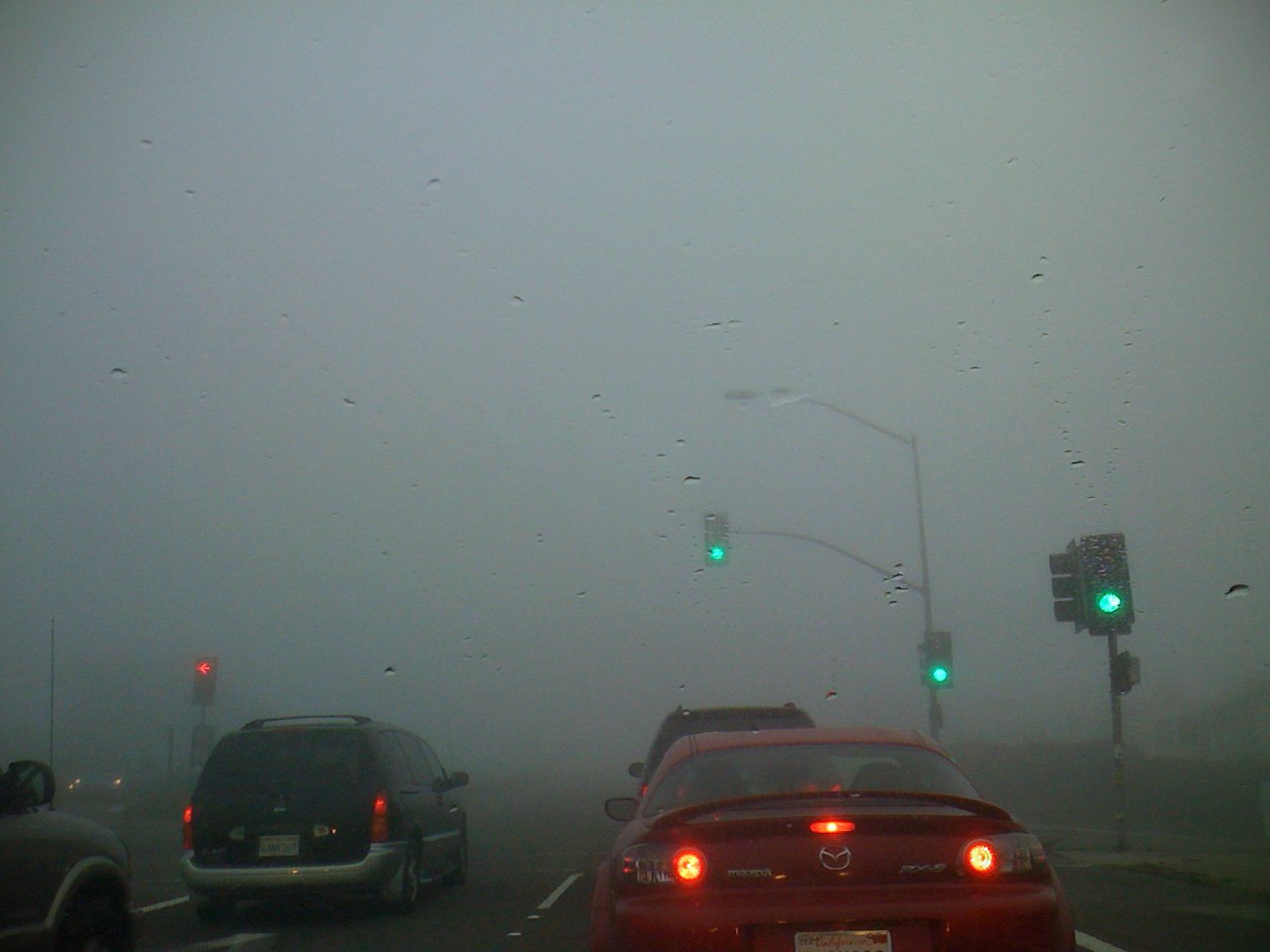 Fleet Safety Video Tip: Driving in Thick Fog