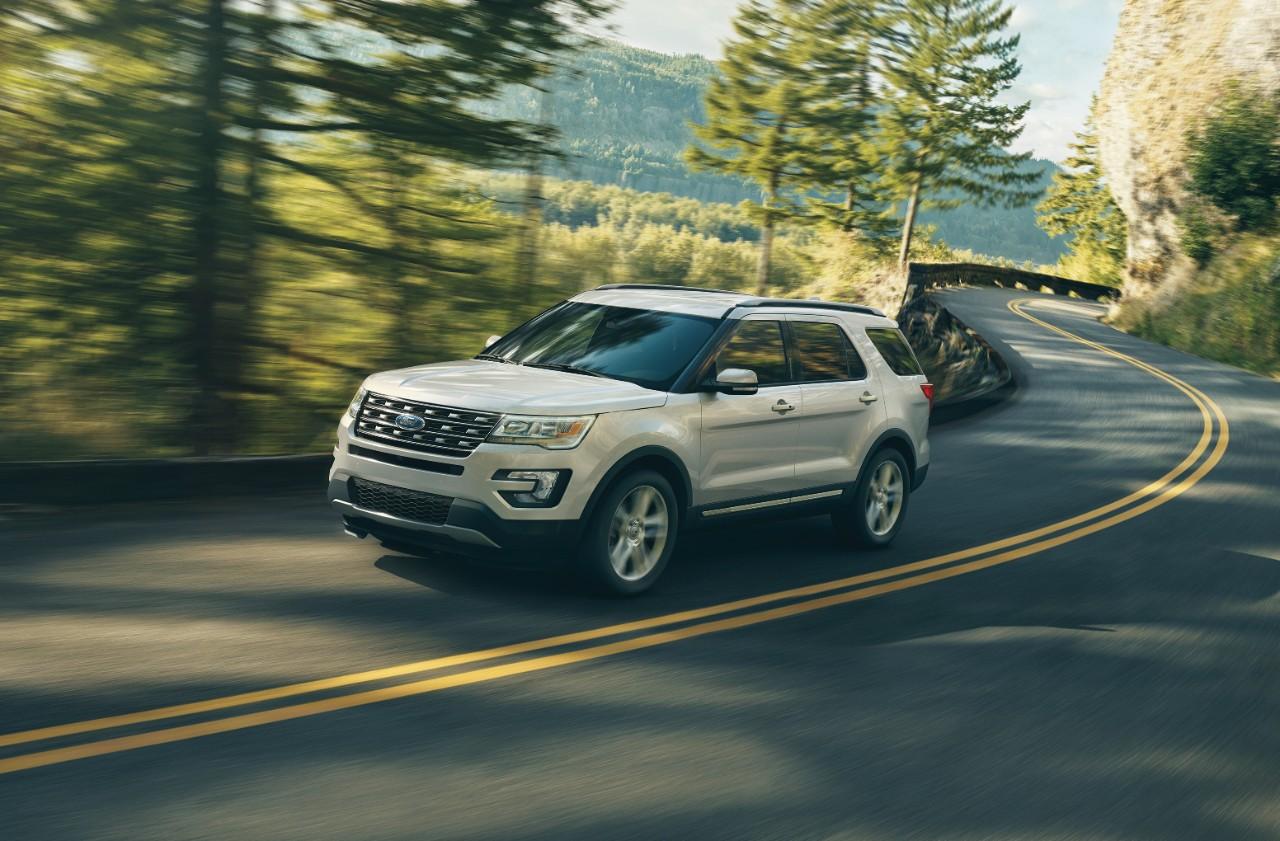 Ford to Retrofit 1.4M Explorers forExhaust-Leak Prevention