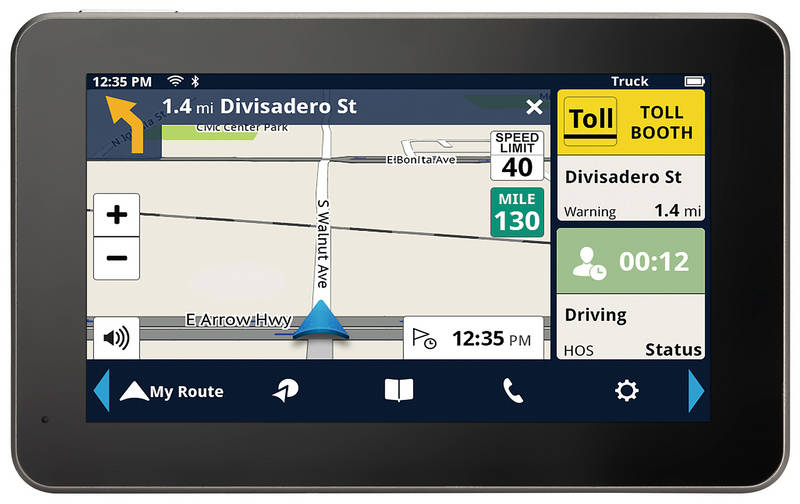 Magellan Integrates Nav with Position Logic's GPS Tracking