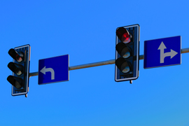 600 D.C. Intersections Now Support Audi's Traffic Light Information