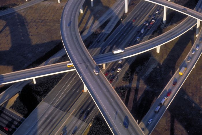 America's Highways Turn 60, Need Major Facelift