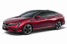 Honda Names Fuel Cell Vehicle