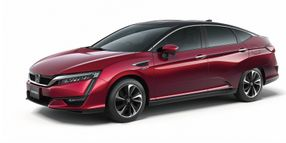 Honda Names Fuel Cell Vehicle
