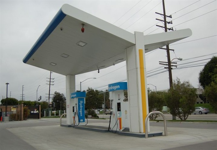 California Funds More Hydrogen Stations