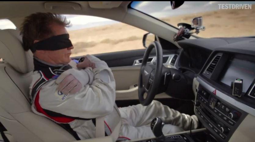 Video: Hyundai Stunt Shows Possibilities of Autonomous Cars