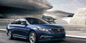Hyundai Sonata, Genesis Recalled for Parking Brake Switch