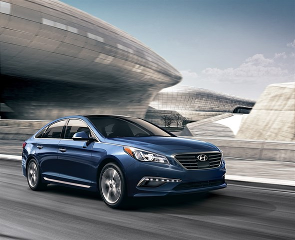 Hyundai Sonata, Genesis Recalled for Parking Brake Switch