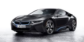 BMW i8 Concept Replaces Mirrors with Camera System
