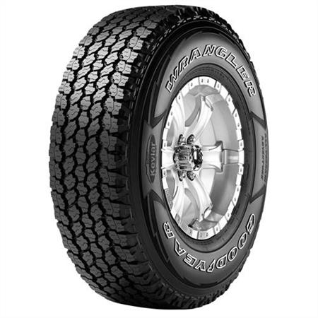 Ford F-150 Equipped with Goodyear Tires