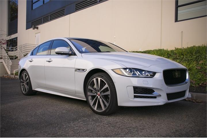 Jaguar XE, F-Type Recalled for Seat Belts