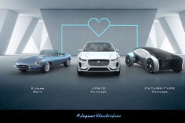 Jaguar Land Rover to Electrify Entire Lineup by 2020
