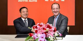 Ford Enters Joint Venture for China EVs