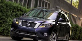 Nissan Recalls Pathfinders for Brake Light Switch