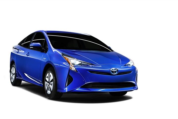 Toyota Details Next-Gen 2016 Prius Technology