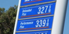 New Year's Gasoline Prices Highest in 3 Years