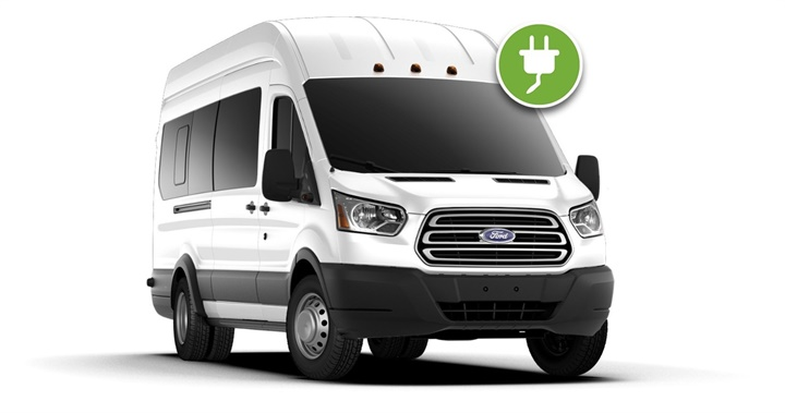 Lightning Systems Offers $4,000 Rebate for Electric Transit Van